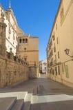 Rua velha Fotografia de Stock