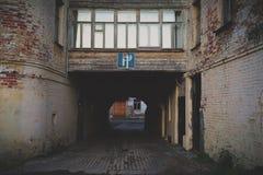 Rua velha Fotos de Stock