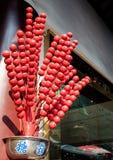 Rua velha de Shanghai, China fotos de stock royalty free