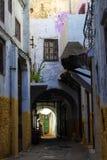Rua velha do judeu imagens de stock