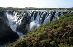 Ruacana Falls royalty free stock photo