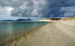 Ruakaka Beach Northland.NZ. Stock Image