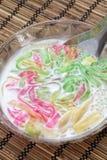 Ruam mit, thai dessert Royalty Free Stock Images