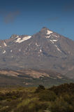 Ruapehu in summer Royalty Free Stock Photo
