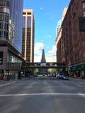 Ruas da cidade imagens de stock royalty free