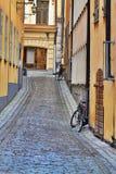 Ruas de Éstocolmo fotos de stock
