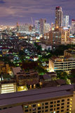 Ruas de Banguecoque Imagens de Stock
