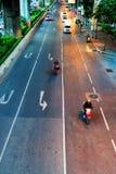 Ruas de Banguecoque Imagem de Stock Royalty Free