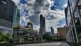 Ruas de Banguecoque Fotografia de Stock Royalty Free