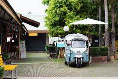 Ruas de Chiang Mai Imagem de Stock