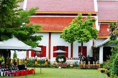 Ruas de Chiang Mai Foto de Stock