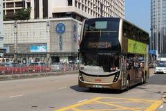 Ruas de Hong Kong imagem de stock