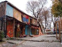 Ruas de Istambul Imagem de Stock