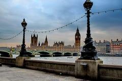 Ruas de Londres Fotos de Stock Royalty Free