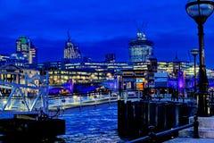 Ruas de Londres Foto de Stock Royalty Free