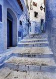 Ruas de Marrocos Imagens de Stock