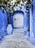 Ruas de Marrocos Fotos de Stock