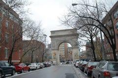 Ruas de New York Fotos de Stock Royalty Free