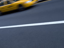 Ruas de New York Fotografia de Stock