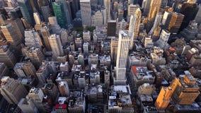 Ruas de New York City Imagens de Stock Royalty Free