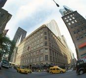 Ruas de NYC Foto de Stock Royalty Free