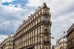 Ruas de Paris, França - curso Europa - outubro imagem de stock