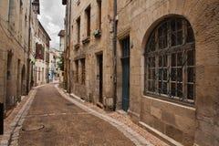 Ruas de Perigueux (França) Foto de Stock