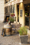 Ruas de Provence fotografia de stock royalty free