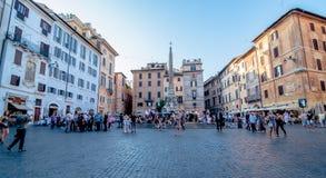 Ruas de Roma Foto de Stock