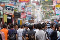 Ruas de Thamel Foto de Stock