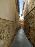 Ruas de Toledo Imagens de Stock Royalty Free