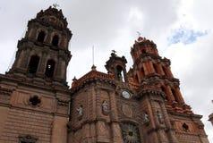 Ruas do San Luis imagens de stock royalty free