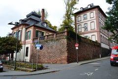 Ruas europeias velhas Imagem de Stock