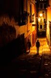 Ruas Guanajuato de Guanajuato, México Fotos de Stock Royalty Free