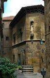 Ruas históricas Imagem de Stock Royalty Free