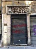 Ruas italianas imagens de stock