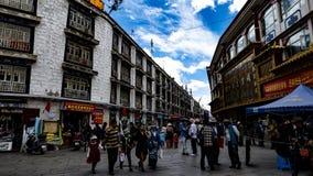 Ruas velhas Imagem de Stock