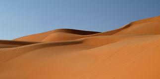 Rub Al Khali  Royalty Free Stock Photos