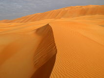 Rub Al Khali 13 Stock Photography