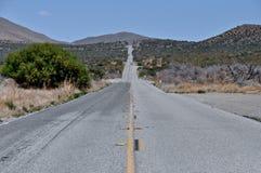 Ruban de route Photographie stock libre de droits