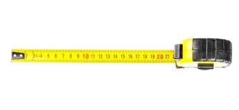 Ruban métrique en centimètres image stock
