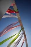 Rubans colorés Image stock