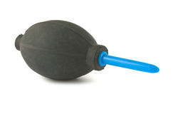 Rubber air blower Royalty Free Stock Photo