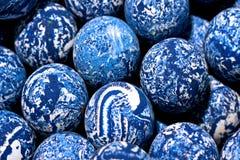 Rubber ballen Stock Afbeeldingen