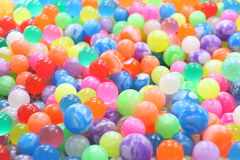 Rubber Balls Stock Image