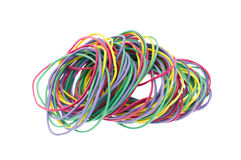 Rubber band Royalty Free Stock Image