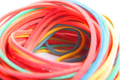 Rubber band Stock Image