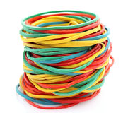 Rubber band Stock Photos