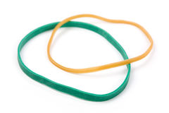 Rubber Band Royalty Free Stock Images
