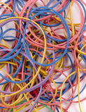 Rubber band royalty free stock photos